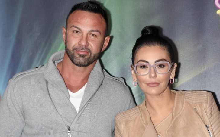 JWoww Set To Fight Roger Mathews To Keep Custody Of Her Children In Divorce Battle