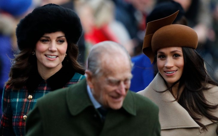 Kate Middleton Reportedly Jealous of Meghan Markle's Close Relationship With Prince Charles; Any Truth To It?