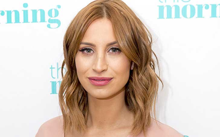 Ferne McCann Revealed She Hasn't Had Sex in Almost Two years during 'First Time Mum'