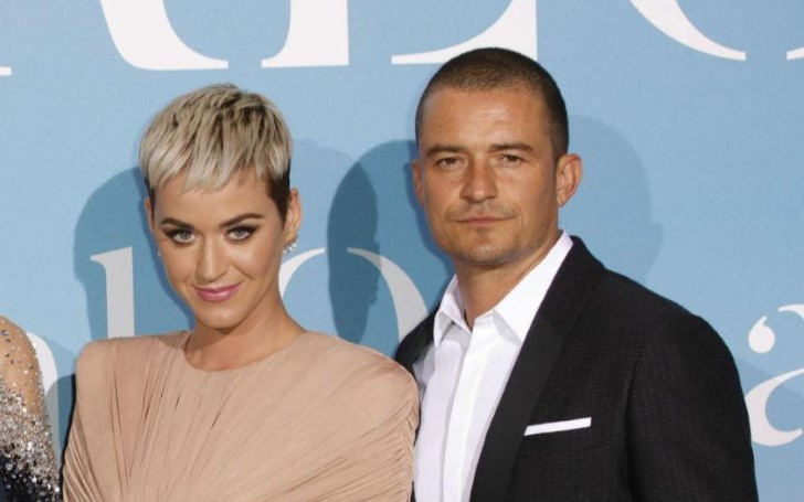 "Katy Perry and Orlando Bloom Reportedly Planning ""Big Engagement Party"""