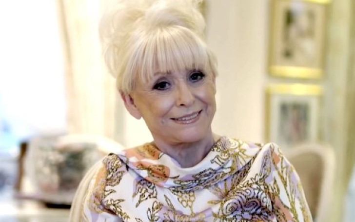 Dame Barbara Windsor Reportedly Hopes To Find Cure For Dementia Before She Dies