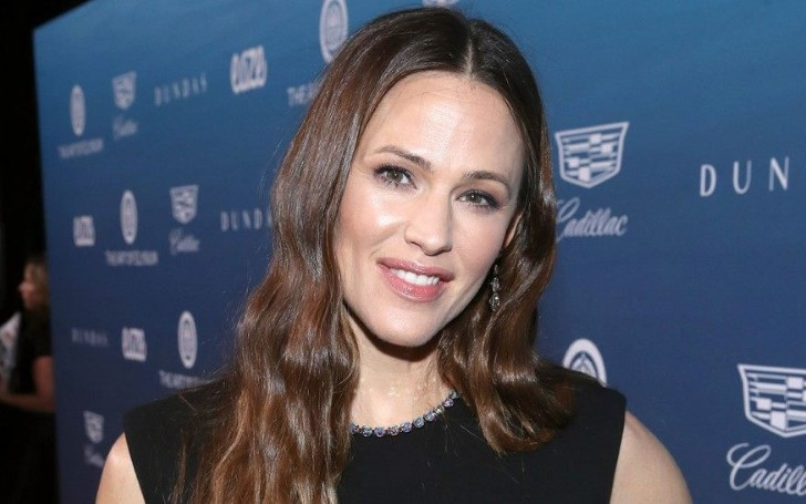 Jennifer Garner Enjoys Romantic Date Night with John Miller