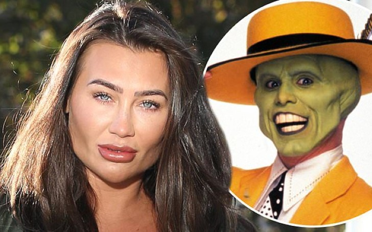 Lauren Goodger Vows Never To Get Facials Fillers Again After Claiming Jaw Fillers Left Her Looking Like Jim Carrey's 1994 Character The Mask