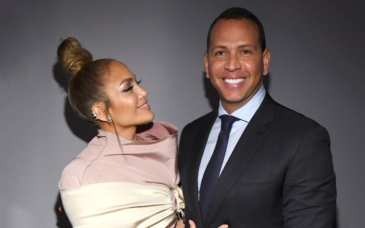 Jennifer Lopez Scored a Sweet Engagement Ring From New Fiance Alex Rodriguez But Her Ring From Ben Affleck was Definitely More Expensive