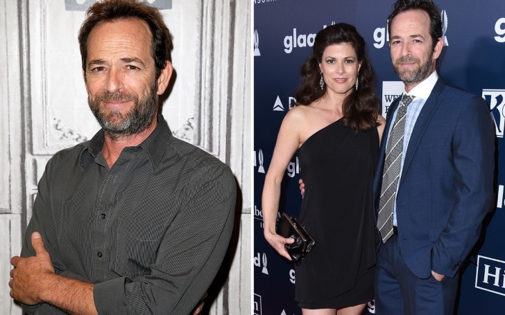 More Heartache: Luke Perry Was Due To Marry Fiancee Wendy Bauer in August in Los Angeles