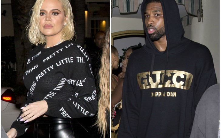 "Khloe Kardashian Seeking Sole Custody After ""Infant Allergic"" Tristan Thompson Abandons All Daddy Duties"