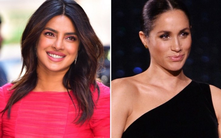 Priyanka Chopra Opens Up About Her 'Feud' With Meghan Markle