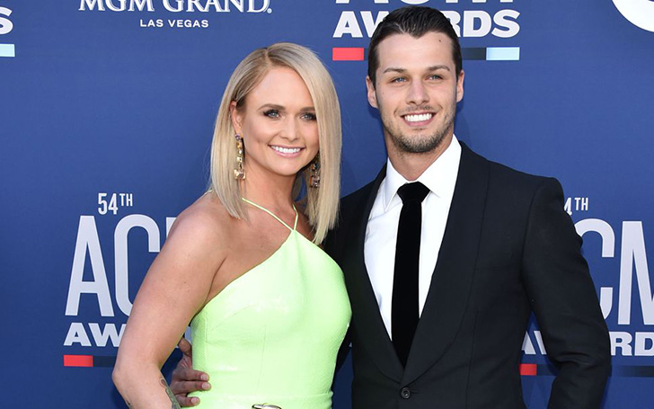 The Newly Wed Couple Miranda Lambert And Brendan McLoughlin Made Debut As A Couple at 2019 ACM Awards