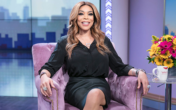 Wendy Williams Presents Herself As The New Face Of Substance Abuse