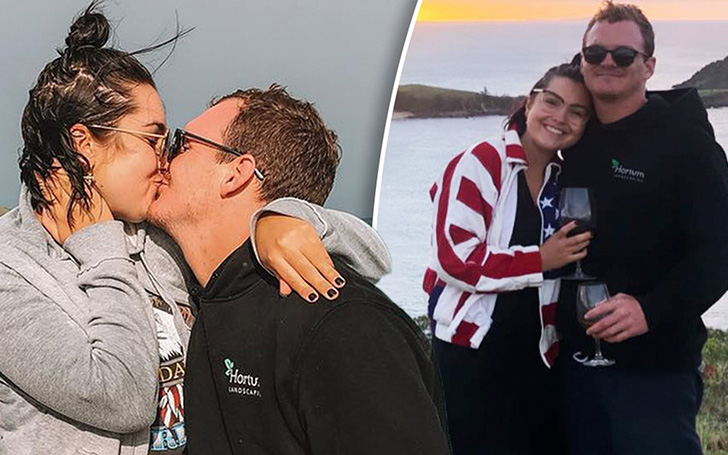 Bachelor In Paradise Star, Cat Henesey-Smith Posted A Romantic Picture With Boyfriend Todd Burguez
