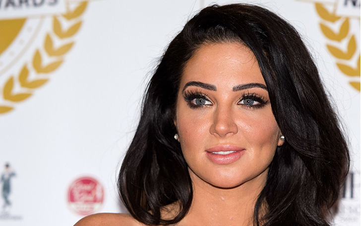 Following Her New Single 'Daddy' X Factor's Tulisa Contostavlos Reveals New Look on Instagram