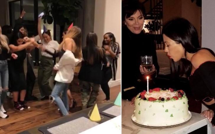Prime Keeping Up With The Kardashians Star Kourtney Kardashians Funny Birthday Cards Online Fluifree Goldxyz