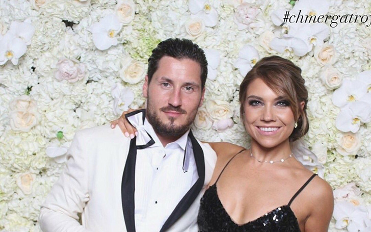 Who Attended Jenna Johnson and Val Chmerkovskiy's Wedding?