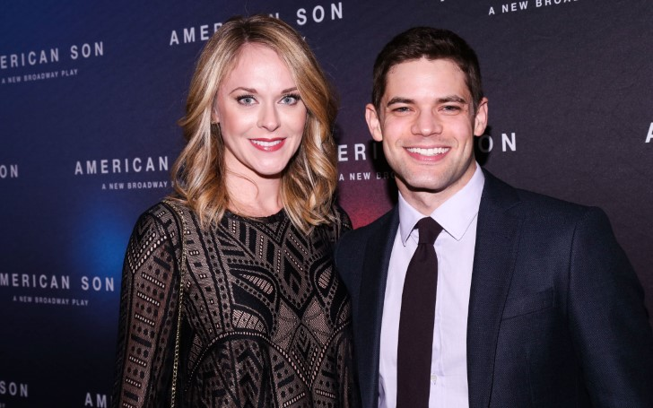 Jeremy Jordan And  Ashley Spencer Welcome Their First Child
