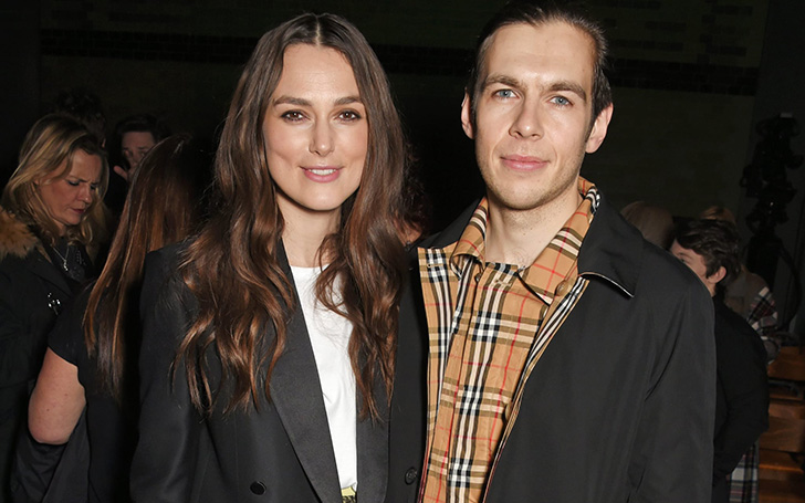 Keira Knightley Is Expecting Second Child With Husband James Righton