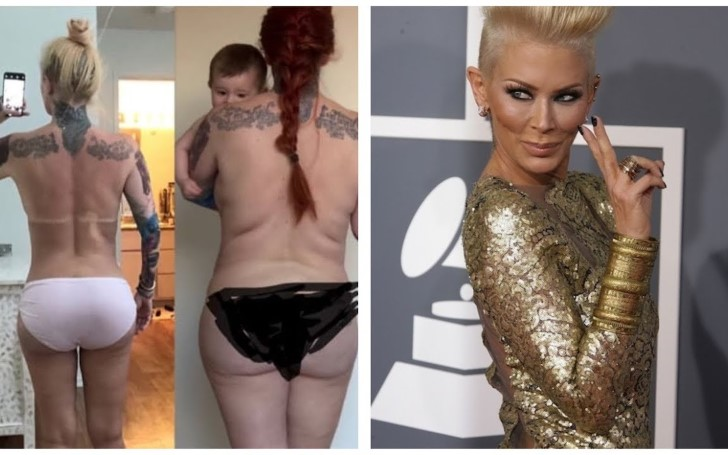 Check Out The Astonishing Weight Loss Of Jenna Jameson!