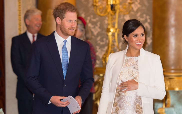 "Did Meghan Markle Choose An ""Unusual"" American Name for Baby Boy?"