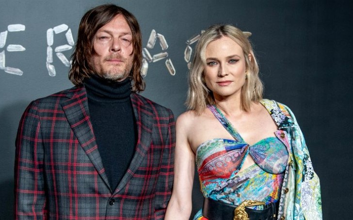 Diane Kruger And Norman Reedus Celebrate Mother's Day By Sharing The First Photo Of Their Daughter
