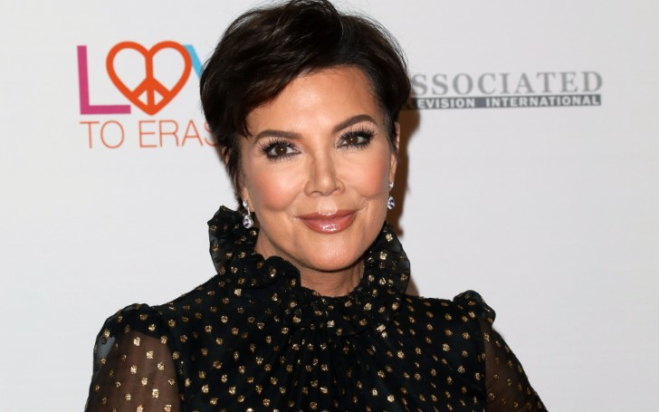 Kris Jenner Reveals She's Yet To Meet Daughter Kim Kardashian's New Baby Boy In Person