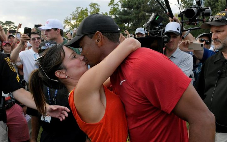 Is Erica Herman Responsible For Tiger Woods' Comeback?