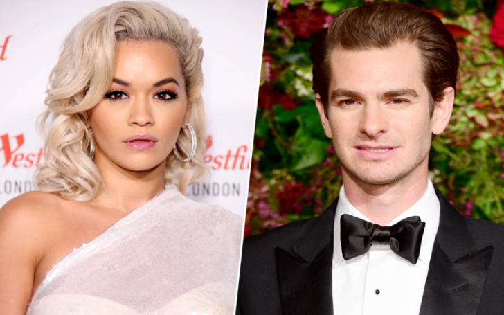 Rita Ora Says She's Decided To Put Her Love Life On Hold Following Split From Andrew Garfield