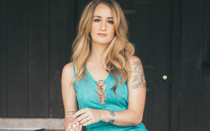 Singer-Songwriter Margo Price Has A Message For Male Alabama Lawmakers