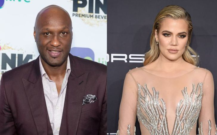 Lamar Odom Reveals Khloe Kardashian Once Beat the Sh-t Out of A Stripper!
