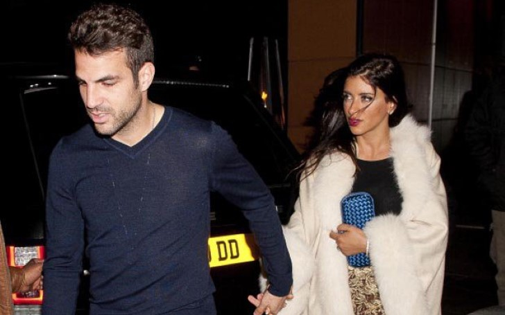 Daniella Semaan Age - How Much Older is Cesc Fabregas's Wife? How Did The Couple Meet?