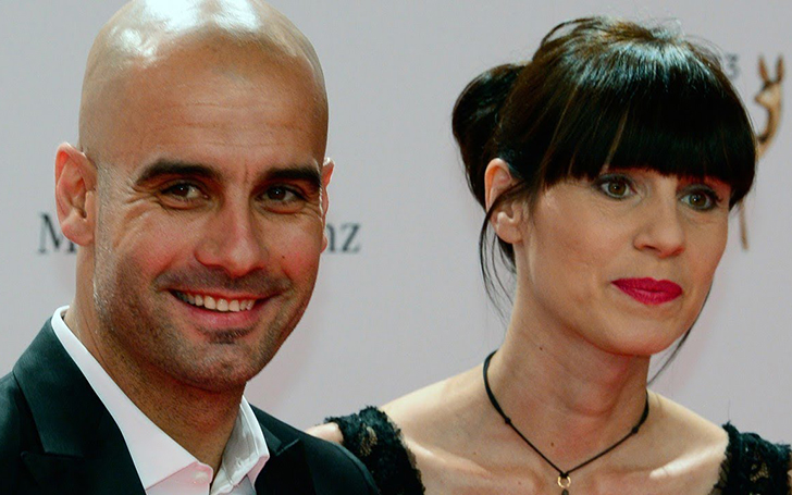 Who Is Pep Guardiola Wife? Does The Manchester City Manager Have A Son?
