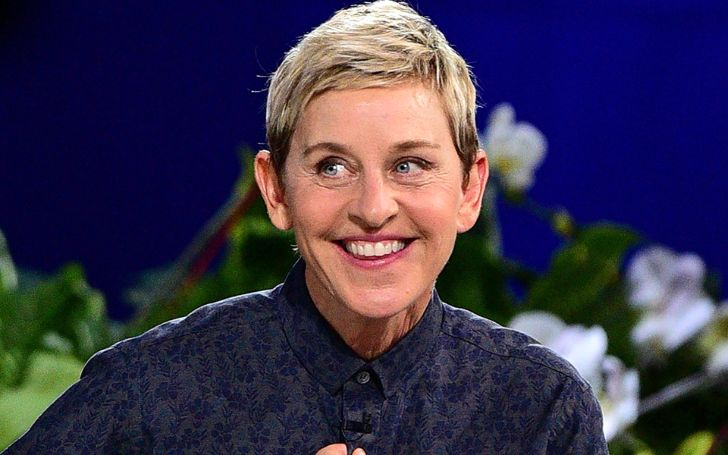 Ellen DeGeneres Opens Up About Her Stepfather's Abuse When She Was a Teenager
