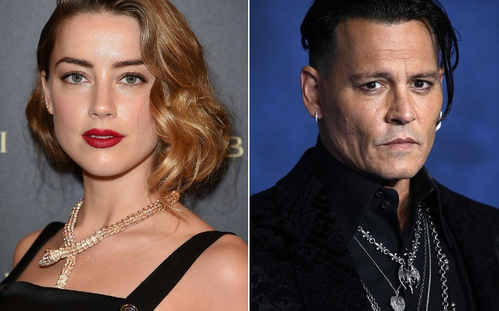 Amber Heard Accuses Johnny Depp Of Lying About Police Calls Amidst Defamation Lawsuit