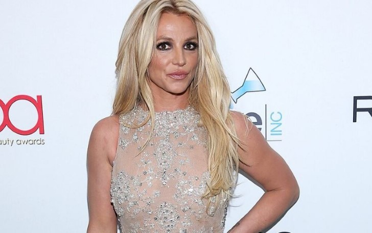 Britney Spears Showed Off Her Flexibility And Danced With A Stuffed Python In Work-Out Inspired Posts