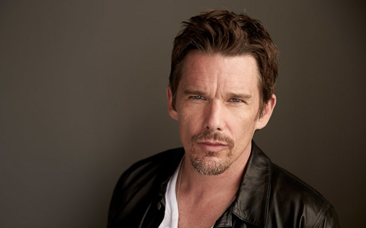 Is Predestination' Actor Ethan Hawke Married? Who Is His Wife? Details Of His Children And Family!