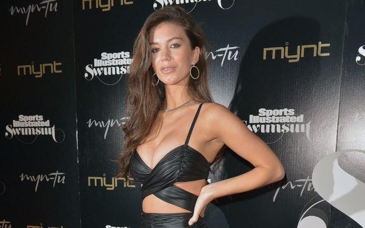 Erin Willerton Says She's Grateful To Be Part Of Sports Illustrated Swimsuit's Newest Issue