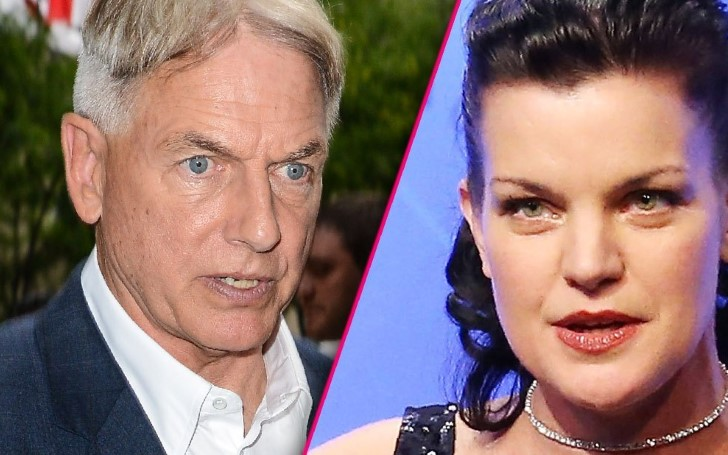 Pauley Perrette Admits She's Terrified Of Mark Harmon!