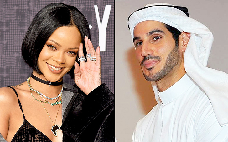 Rihanna And Boyfriend Hassan Jameel Enjoy A Romantic Italian Vacation