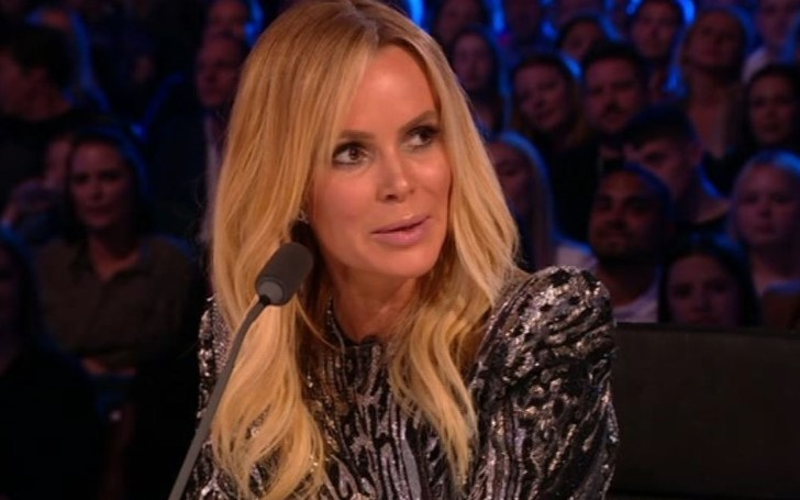 Amanda Holden Vows She Would 'Never Leave The House In My Pyjamas' And Always Tries To Look Good