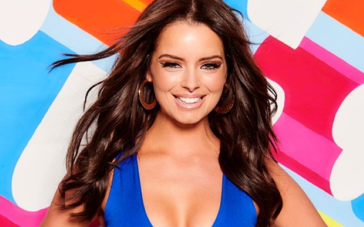 Love Island Star Maura Higgins Is Unrecognisable In Old Pictures On Instagram