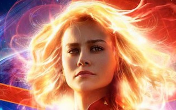 Captain Marvel Releasing on March 8, 2019, New Movie Poster And Trailer Info