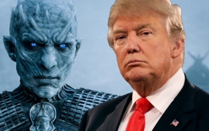 President Trump Makes Yet Another Game of Thrones Reference on Social Media