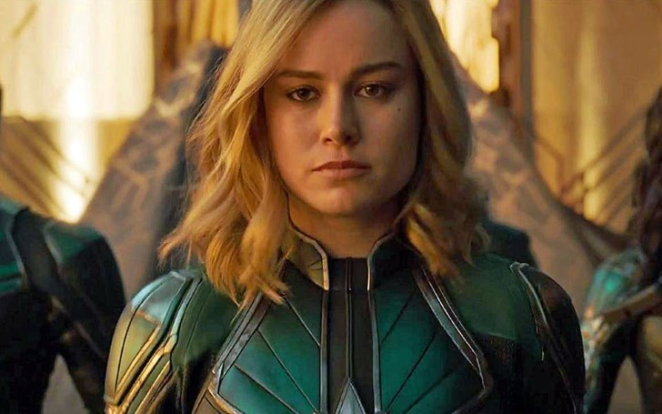 The Thrilling New Trailer For 'Captain Marvel' Unveils New Shapeshifting Footage