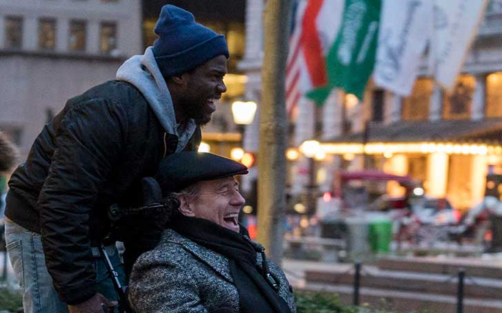 Amidst Oscar Controversy 'The Upside' Takes Kevin Hart to No. 1