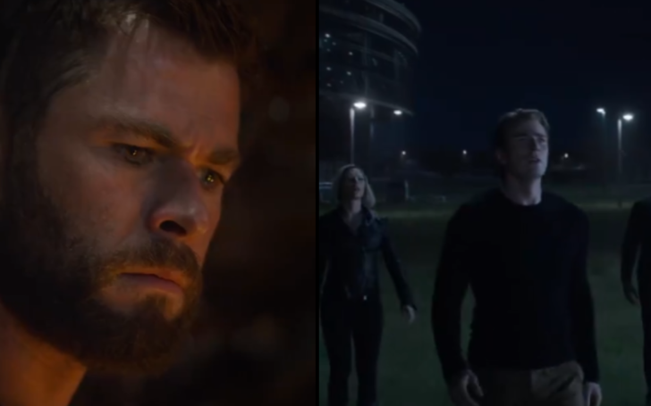 New Avengers: Endgame Teaser Trailer Dropped During The Super Bowl