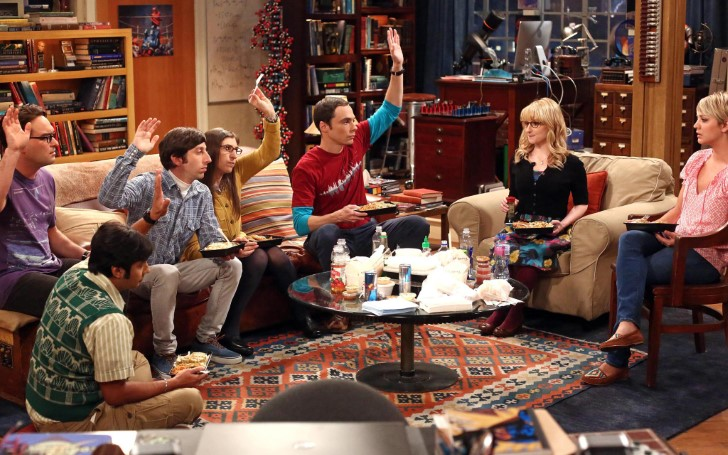 The Cast and Crew of 'The Big Bang Theory' Went Out With A Bang For The Final Flashmob of The Show's History