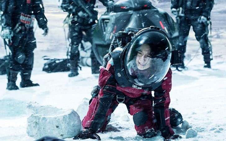 Chinese Sci-Fi Blockbuster 'The Wandering Earth' is Coming To Netflix