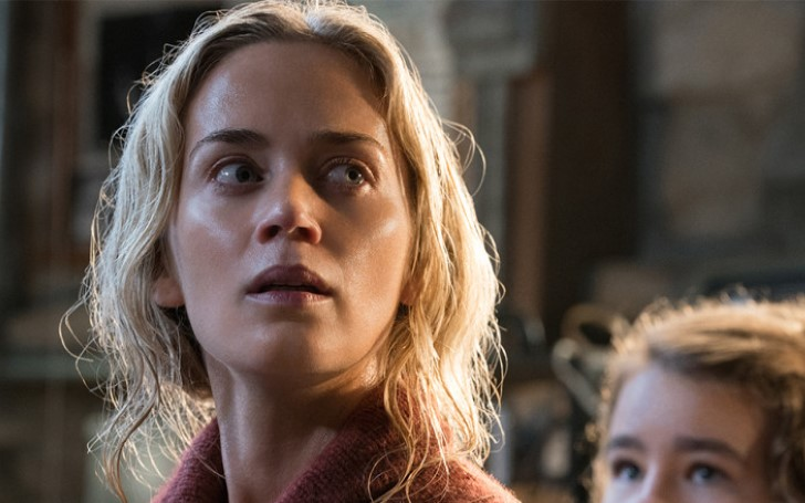 John Krasinski Is Officially Directing 'A Quiet Place 2'