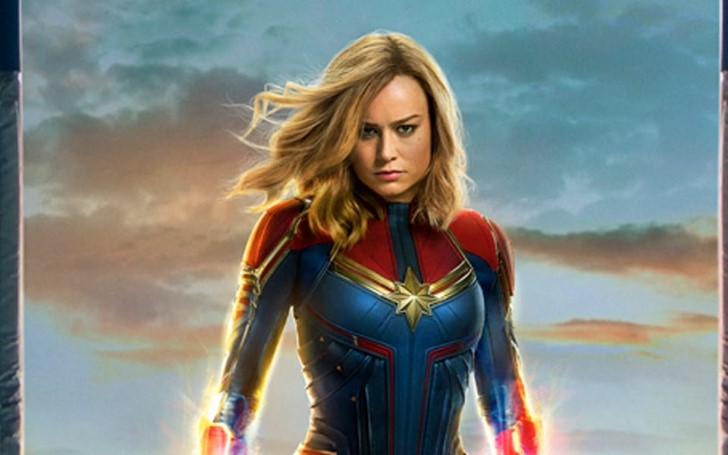 Trolls Post Disturbing Reviews of 'Captain Marvel'; Movie Rating Suffers