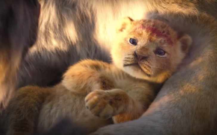 Disney Released a New Teaser Trailer For Its 'Lion King' Remake During the Oscars