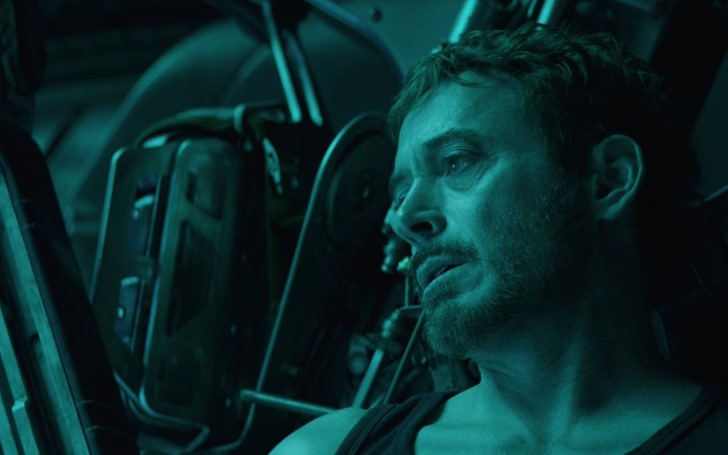 Official Tie-in Merchandise For 'Avengers: Endgame' May Reveal Iron Man's New Weapon