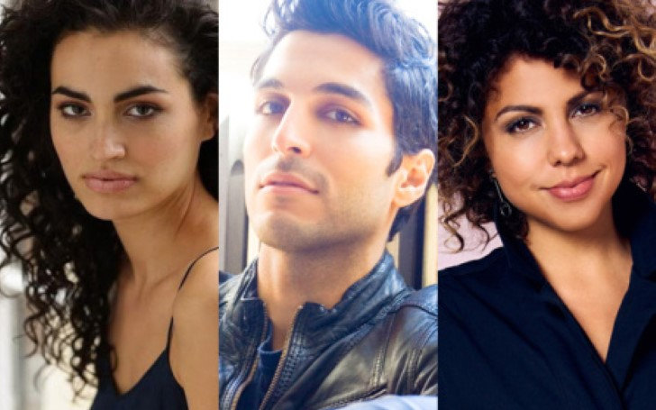 Rosa Gilmore, Keon Alexander and Jess Salgueiro Set for Recurring Roles on the Upcoming Fourth Season of The Expanse
